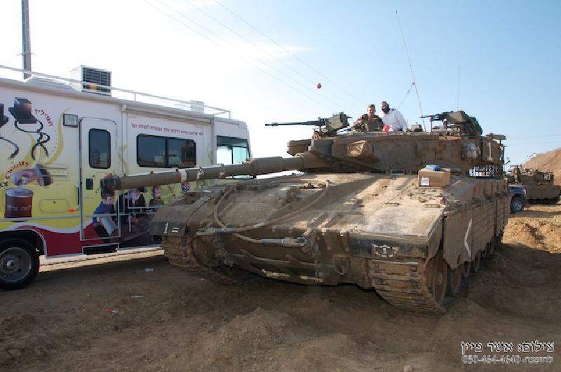 גלריית פעילות מטנק 19