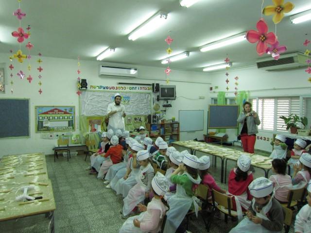 סדנאות פסח לאלפי ילדי ישראל ברחבי הארץ